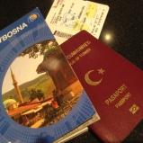 seyahat evrakları