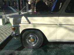 Devrim, Türkiye'de tasarlanan ve üretilen ilk otomobil. 1961 yılında, dönemin Cumhurbaşkanı Cemal Gürsel'in talimatıyla, Eskişehir Demiryolu Fabrikasında, 129 günde üretildi.