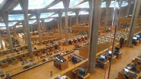 iskenderiye kütüphanesi